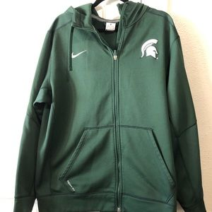Nike DriFit Michigan State Spartans Jacket - XL